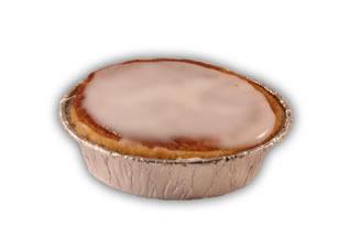 Mazarin vanlig– Innehållsförteckning;Socker,margarin(veg.fett, och olja,vatten,salt,emulg.medel(E 475,E471), färgämne,(betakaroten),surhetsreg.medel(citronsyra) arom),ägg,mandel,fondatpulver,vetemjöl,vatten, margarin(veg.fett och olja,vatten,salt,emulg.medel E 471,äggpulver,aromämnen),majsstärkelse, äggvitepulver,kons.medel(E202),bakpulver hjorthornssalt),stabiliseringsmedel(E 1505)