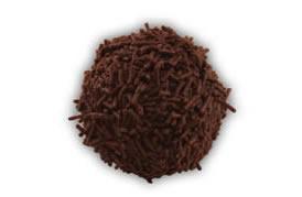 Arracsbollar– Innehållsförteckning; socker,mandel,margarin(veg.fett och olja, vatten,salt,emulg.medel(E475,E471,E322) ägg,vatten,pot.stärkelse,äpplen,aromämnen,vetemjöl, hasselnötter,kakaopulver,glukossirap,äggvitepulver skummjölkspulver,invertsocker,kons.medel (E202, E211),förtjockningsmedel (pektin),hallon,surhetsreg- medel (citronsyra E331,E339,E341),maltodextrin, enzym (invertas),vanilin,antioxidationsmedel (E306,E304),färgämne (E120,E160e,betakaroten, stab.medel (E1505),ytbehandligsmed.(bivax).